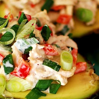 Avocado and Tuna Tapas
