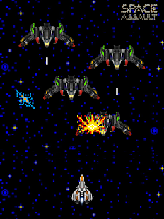[Download Space Assault: Space shooter for PC] Screenshot 7