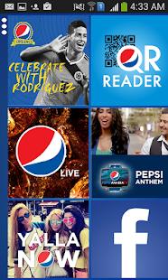 Pepsi Now - screenshot thumbnail