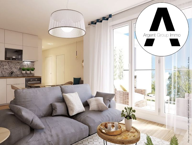 Vente appartement 2 pièces 65 m² à Frejus (83600), 446 000 €