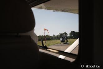 Photo: Ingen vind på Kjeller