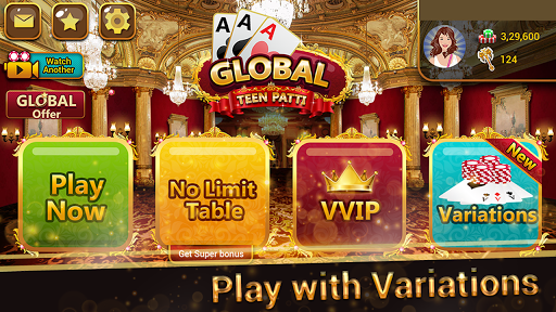 Global Teen Patti for PC