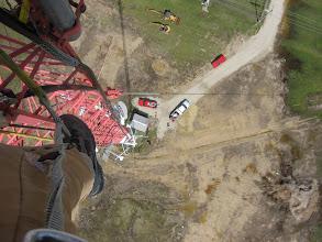 Photo: 275 foot up