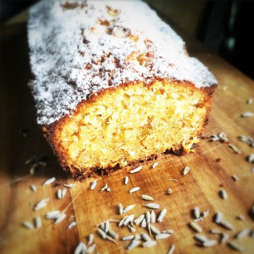 butter cake, cake, Infused, Lavender, madeira cake, pound cake, recipe, White Chocolate