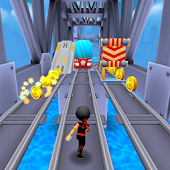 City Runner: Subway Escape