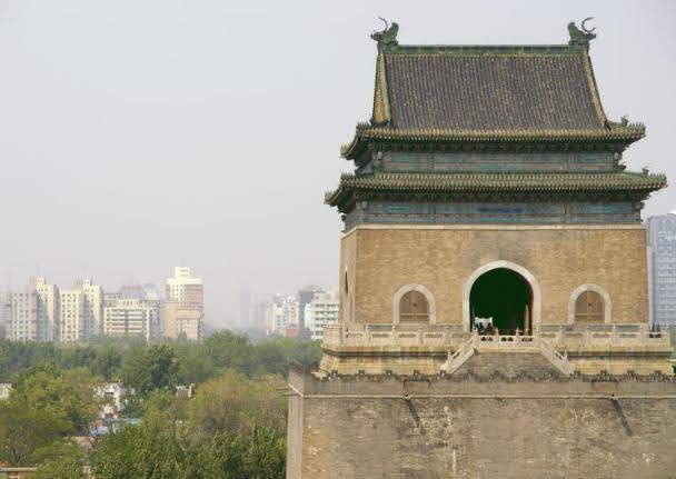 Torres do Sino e do Tambor