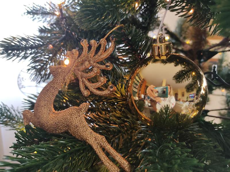 Riflessi natalizi... di Simosac