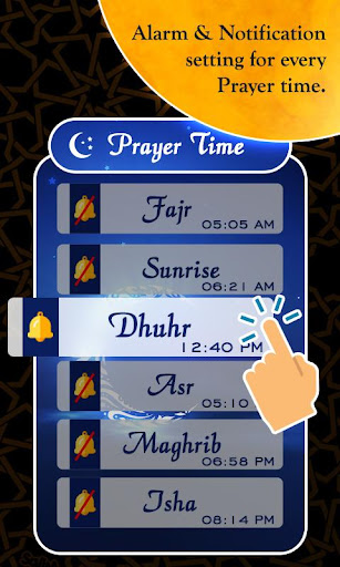 Qiblah Compass: Prayer Timings & Direction by Dilip Master