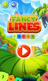 Fancy Lines - Number Puzzle - náhled