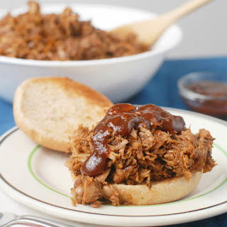 Classic Barbecue Jackfruit Sandwiches.