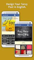 Fancy Text Art - Post Maker - screenshot thumbnail 16