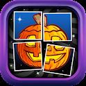 Halloween Sliding Puzzles icon