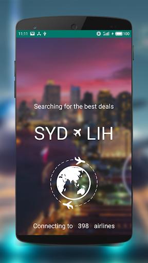 Cheap Flights Scanner 2.0.2 screenshots 4