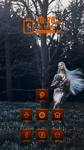android A Beautiful Forest Elf Screenshot 2