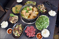 阪焱牛肉火鍋專門店