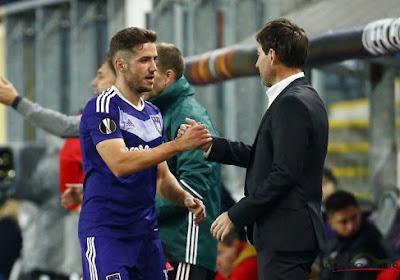Officiel : Alexandru Chipciu quitte Anderlecht et rejoint Cluj