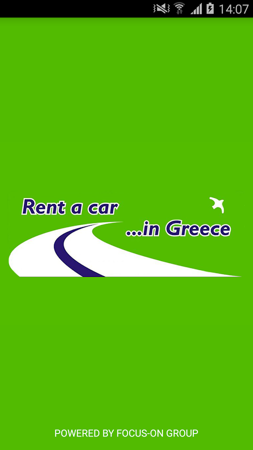 Rent a Car in Greece- screenshot