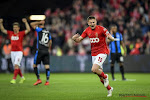 Razvan Marin knokt zich in de basis bij Ajax