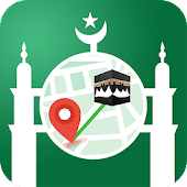 Muslim: Prayer Times, Qibla Finder, Quran Icon