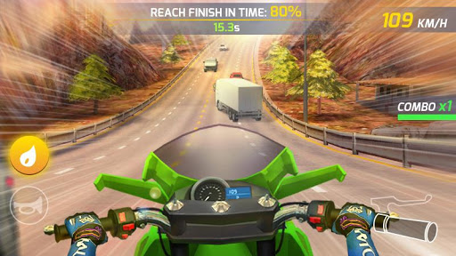 Moto Highway Rider 1.0.1 screenshots 6
