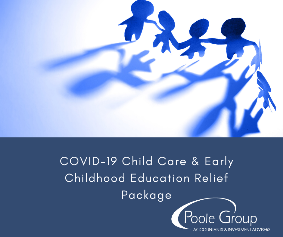 COVID-19 Child Care & Early Childhood Education Relief Package