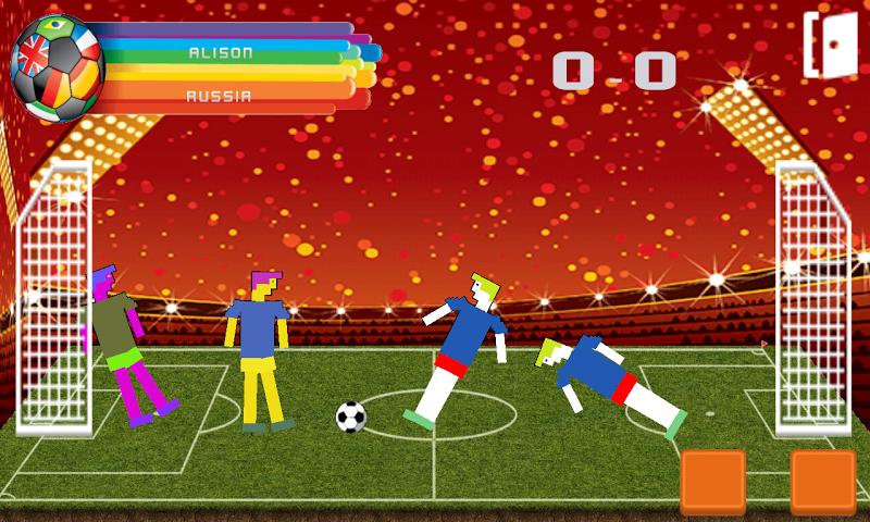 android Soccer Physics V2 Screenshot 0