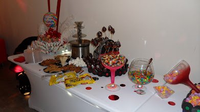Photo: Original Candy Buffet Tables by http://www.BestPartyPlanner.net