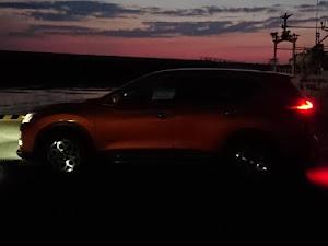 エクストレイル HNT32 4WD  Xi   2018年式のカスタム事例画像 ジンケさんの2020年07月31日01:14の投稿