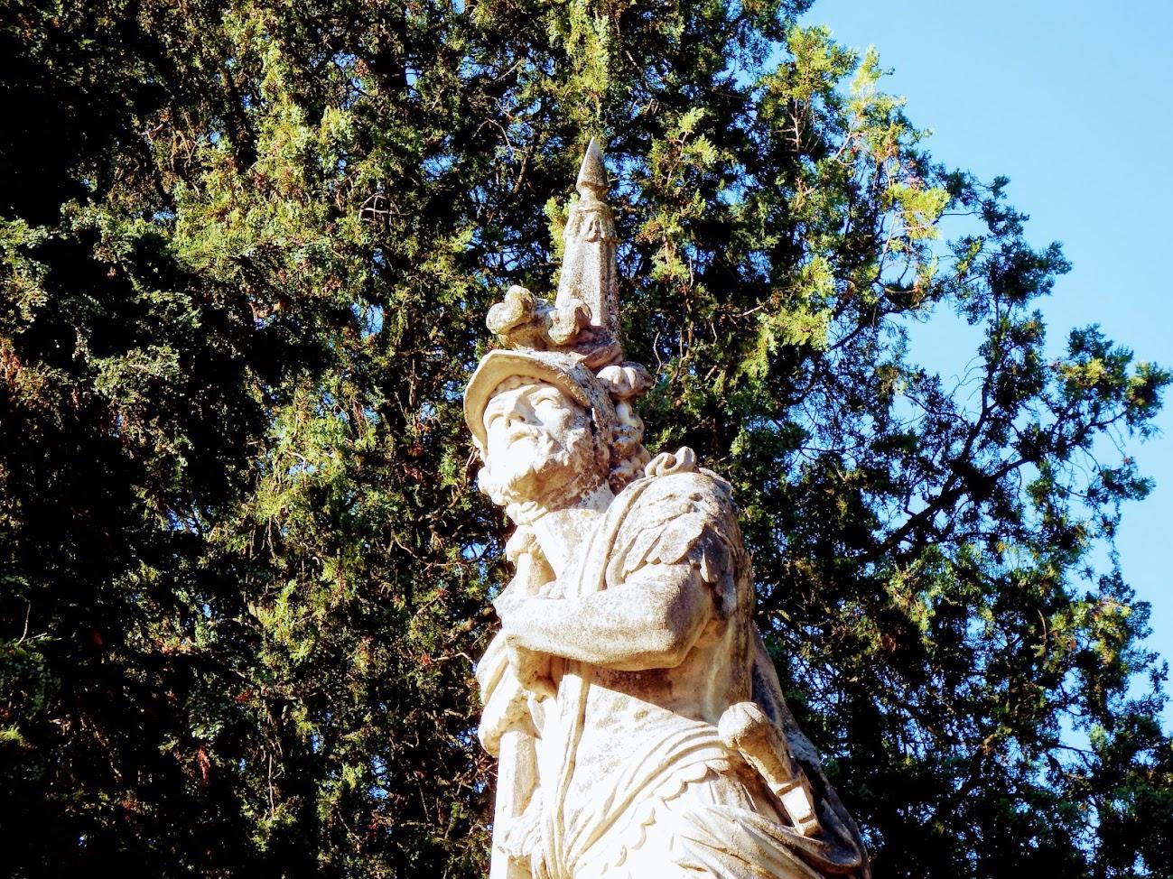 Kőszeg - Szent Flórián-szobor