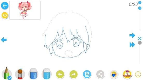 Drawing Tutorials: How to Draw- screenshot thumbnail