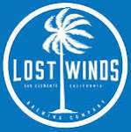 Logo of Lost Winds Belgian Strong