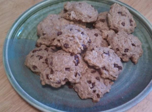 Low Sugar Oatmeal Chocolate Chip Cookies Recipe