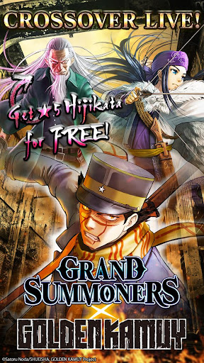 Grand Summoners - Anime Action RPG modavailable screenshots 1