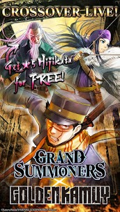 Grand Summoners MOD Apk 3.5.2 (Unlimited Money) 1