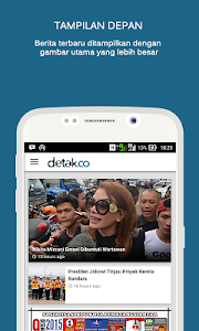 Detak.co screenshot 0