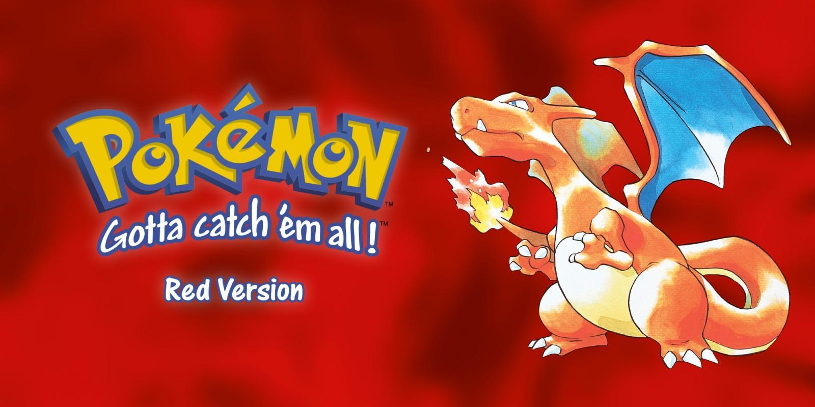 Pokémon Red Version | Game Boy | Игры | Nintendo