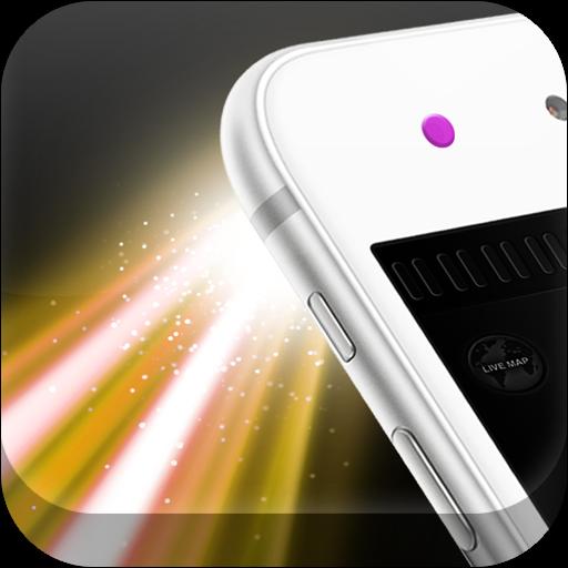 闪烁通话和短信 工具 App LOGO-硬是要APP
