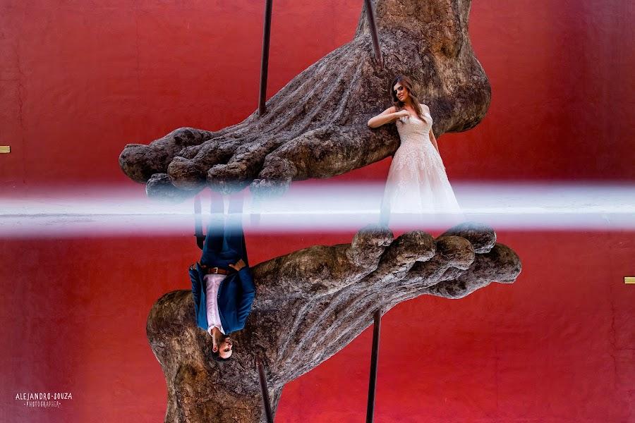 Wedding photographer Alejandro Souza (alejandrosouza). Photo of 21.11.2017