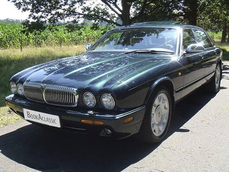 Daimler Super V8 Hire London