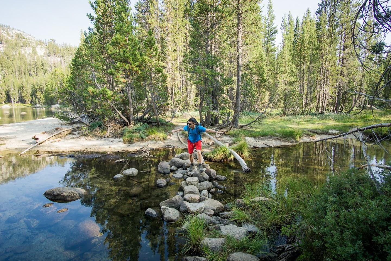 HB crossing lake