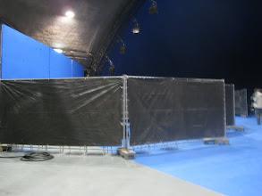 Photo: Tędy się wchodziło na Pasję - a w tej kopule, największej, jest największy ponoć na świecie Blue Screen