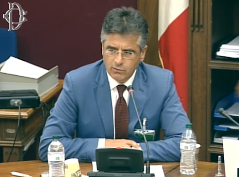 Giuseppe Blasi - Camera dei Deputati