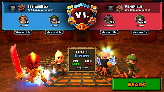 Dungeon Quest Mod Apk (Free Shopping) 12