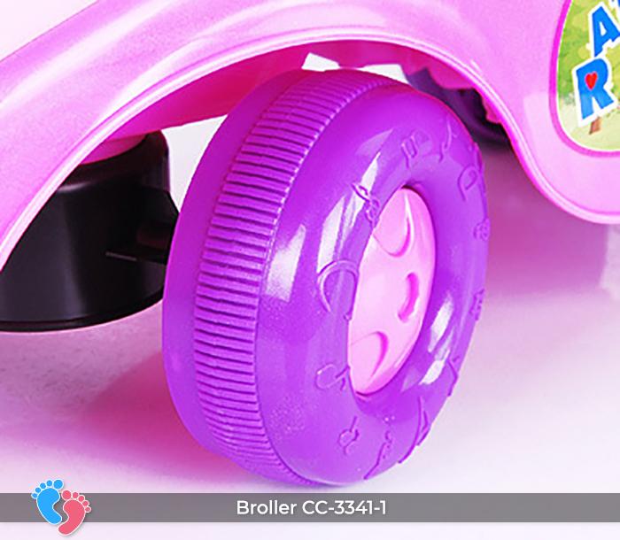 Xe chòi chân đồ chơi Broller CC-3341-1 5