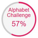 Alphabet Challenge