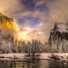 All That Glitters by Leasha Hooker - Landscapes Mountains & Hills