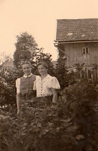 Photo: Kathi (Camilla) und Zenzl