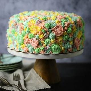 Pastel Party Cake.