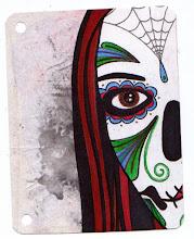 Photo: Mail Art 366 Day 41 card 41b