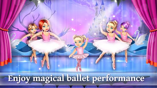 Baletka Princezna Domeček Hry - náhled